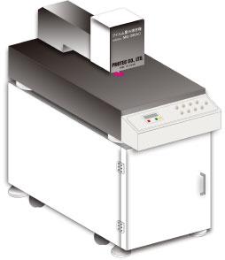 フィルム厚み測定機
