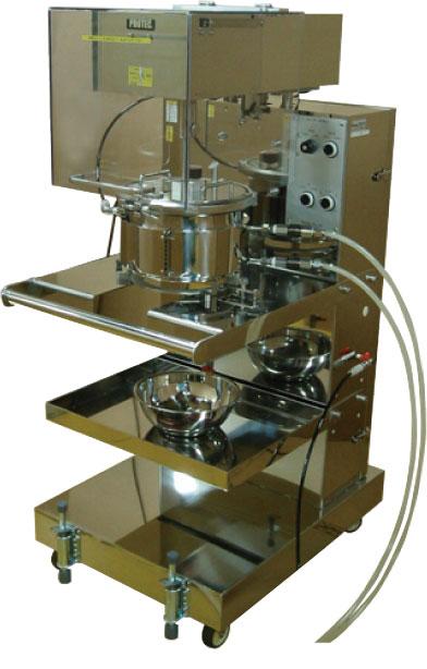 防爆型バインダー溶解機